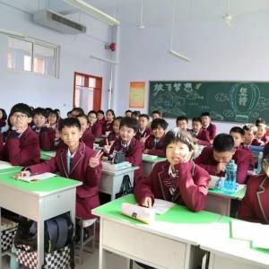 衡水五中_衡水桃城中學校園環境