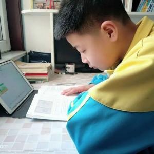 清河志臻來自學生家長的一封感謝信