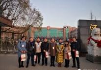 湄江高级中学8位老师远赴河北省衡水二中