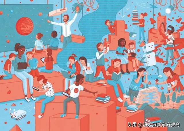 为什么说小学阶段培养兴趣,中学拼创作发现力?在英研究员给出谜底