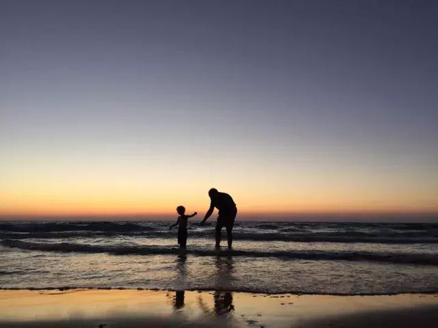 每一对父子都是生死之交