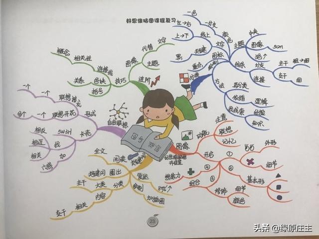 思维导图对孩子的学习有帮忙吗?应该如何使用