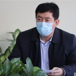 衡水第十三中学召开防控工作专项会议